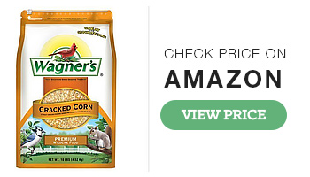 Wagner's Cracked Corn Bird Seed