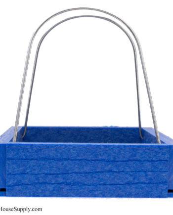 Woodlink Going Green Small Platform Feeder - Blue