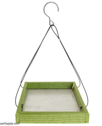 Woodlink Going Green Platform Bird Feeder - Green