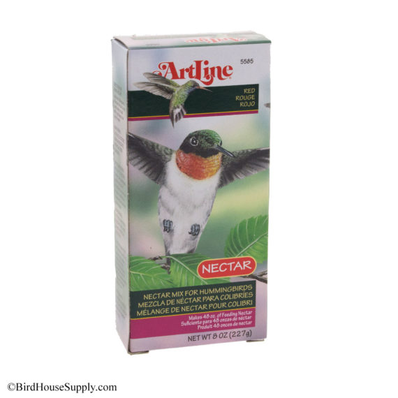 Artline Red Hummingbird Nectar - 8 oz