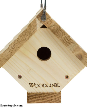 Woodlink Traditional Cedar Wren House