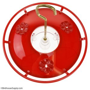 Aspects HummZinger Mini Hummingbird Feeder – 8 oz