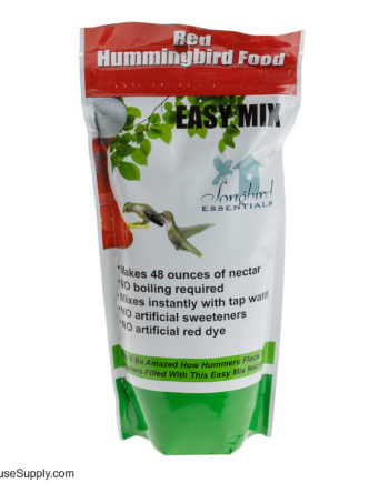 All Natural Red Hummingbird Nectar - 8 oz