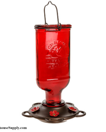 Classic Brands Elixir Hummingbird Feeder 13 oz