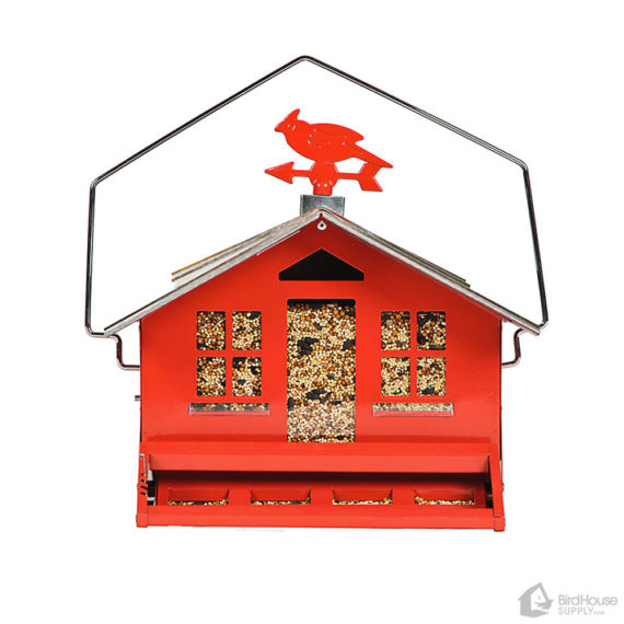 Perky Pet Squirrel-Be-Gone® II Country Style Wild Bird Feeder