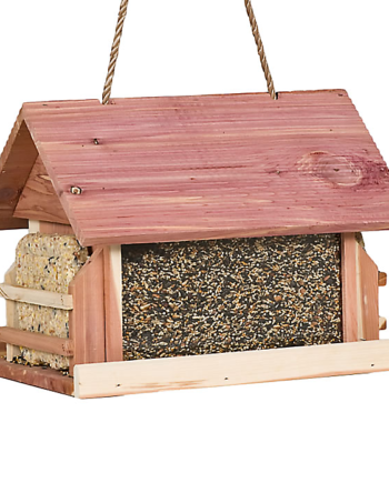 Perky-Pet The Lodge Wild Bird Feeder