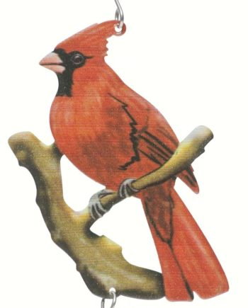 Perky Pet Cardinal Decorative Hook